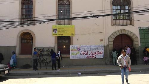 Mujeres Creando en La Paz