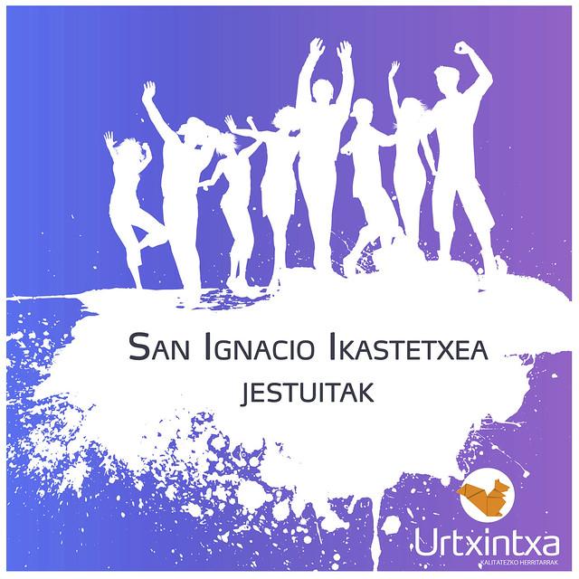 Batukada kirolaria- San Ignacio ikastetxea 2018.11.12-2018.11.13