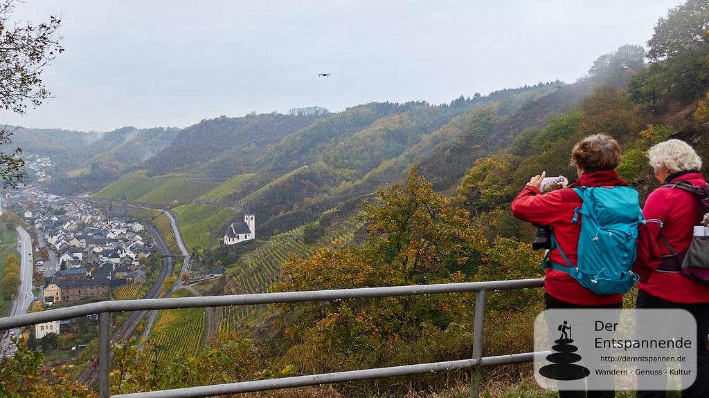 Drohne über Rabenlay und Hatzenport