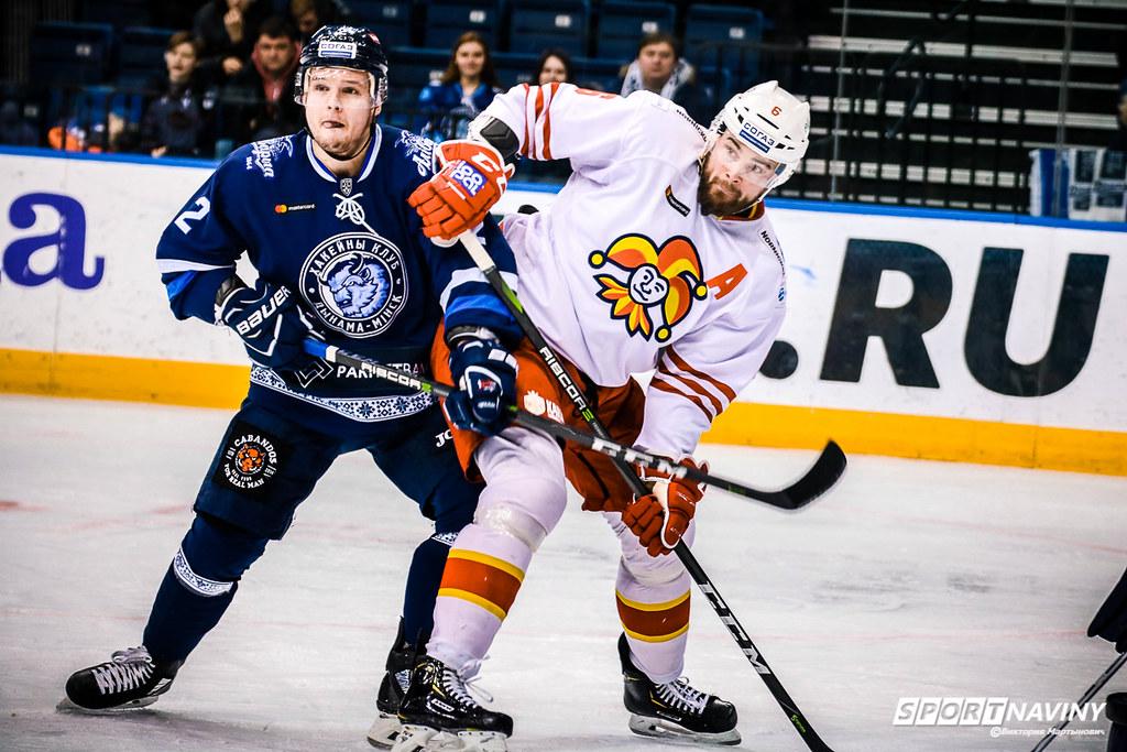 HC Dinamo-Minsk 1:4 HC Jokerit. 28/11/2018