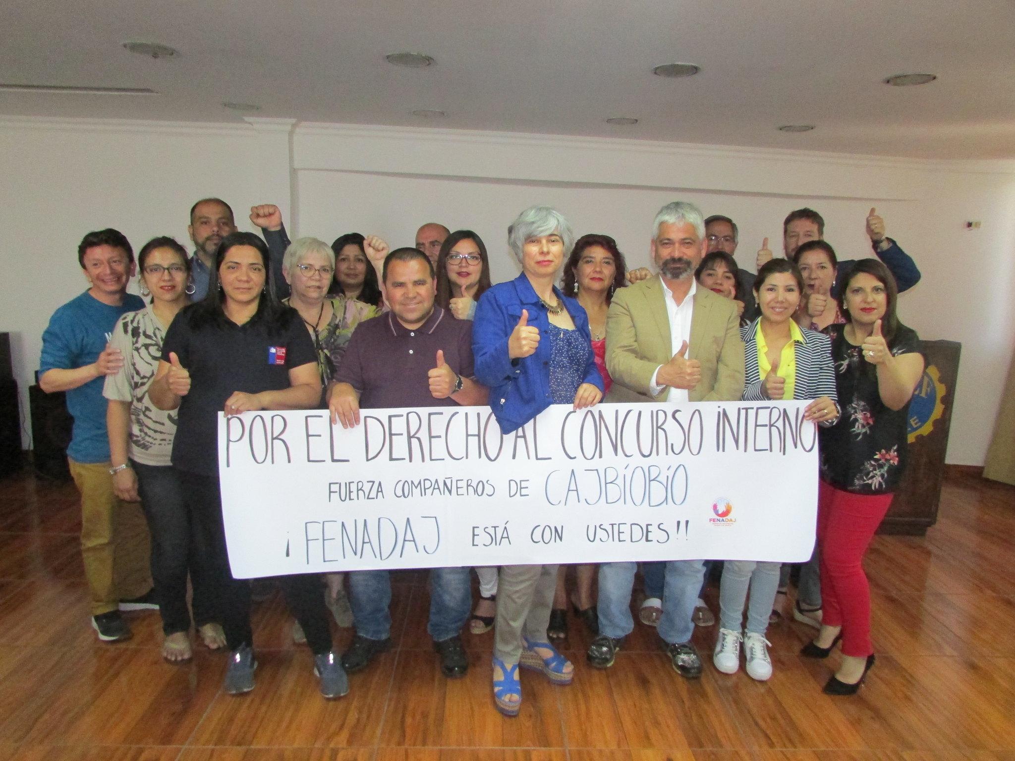 FENADAJ realiza Asamblea Ordinaria en Santiago - 29 Noviembre 2018