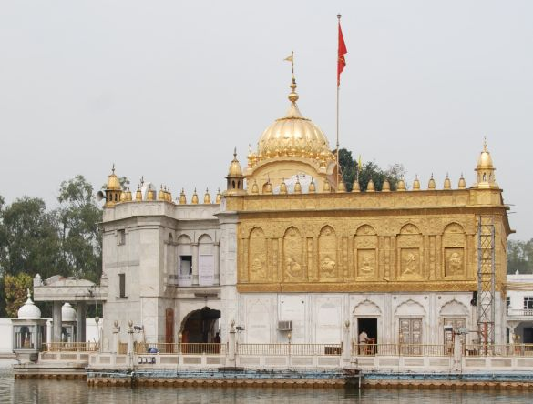 DSC_9980IndiaAmritsarShreeDurgianaTemple