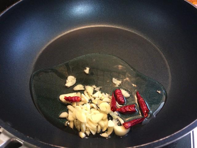 豚白菜の焼うどん!