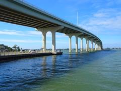 Belleair Bluffs Boat Ramp Causeway. Belleair Bluffs FL DSC05762