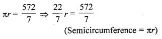 Solution Of RD Sharma Class 10 Chapter 15 Areas related to Circles