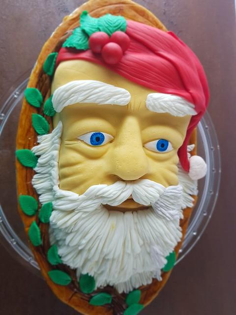 Santa Clause by Hana Nafa