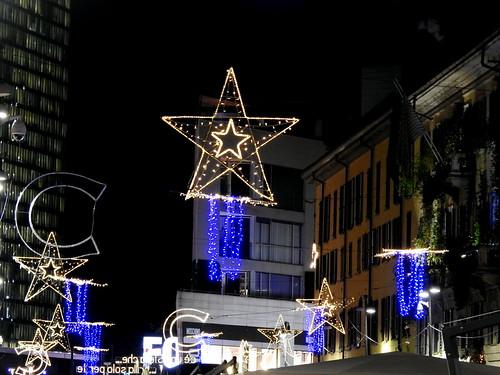 Milano - Luci di Natale in Corso Como
