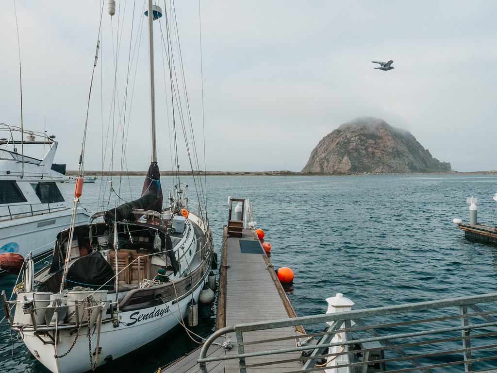 morro bay roadtrip