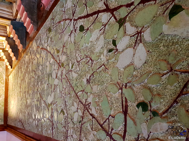 Casa Vicens primera casa modernista diseñada por Gaudi (17)