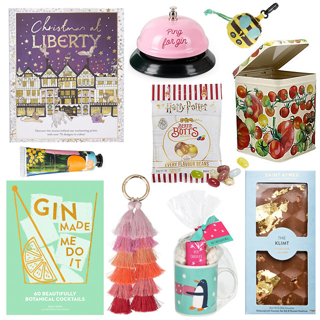 Christmas Gifts Under £10 2018