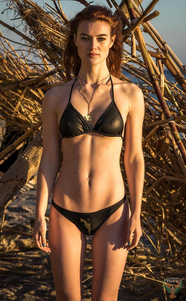 b5d14ab3dd Sony A7 Golden Ratio Composition Photography Redhead Ginger Venus! Pretty  Swimsuit Bikini Model Goddess! Sony A7