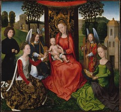 Virgin and Child with Saints Catherine of Alexandria and Barbara