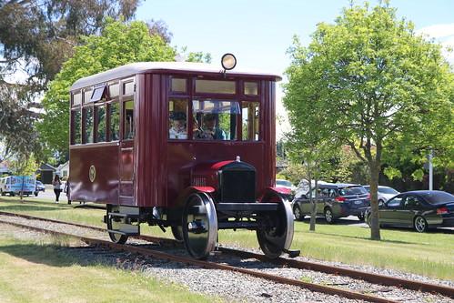 Ford Model T Railcar