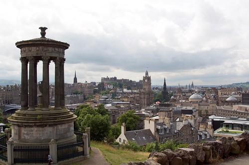 Обзорная экскурсия по Эдинбургу