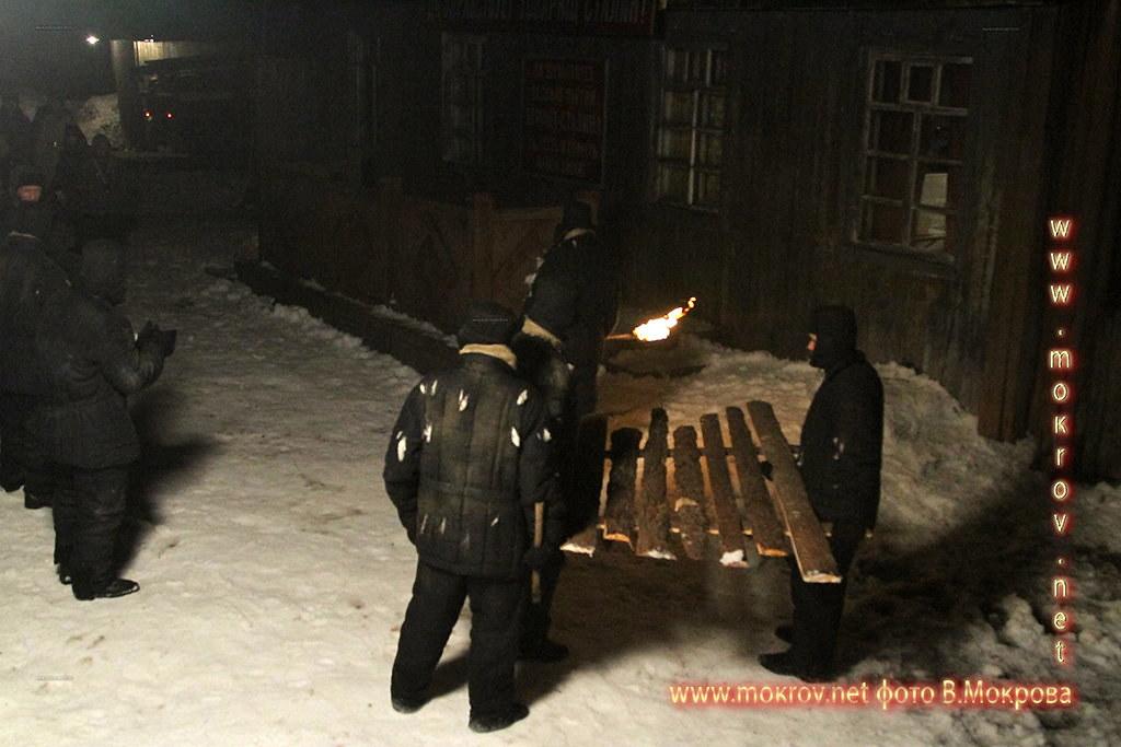 Фотографии со съемок финальных эпизодов сериала «Декабристка».