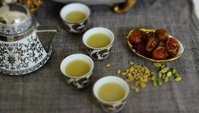 1167 Steps to prepare Arabic Qahwa (Coffee) in Arab Style 02