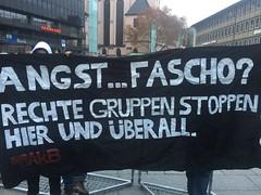 Rechte Gewalttäter stoppen! Demo in Köln!