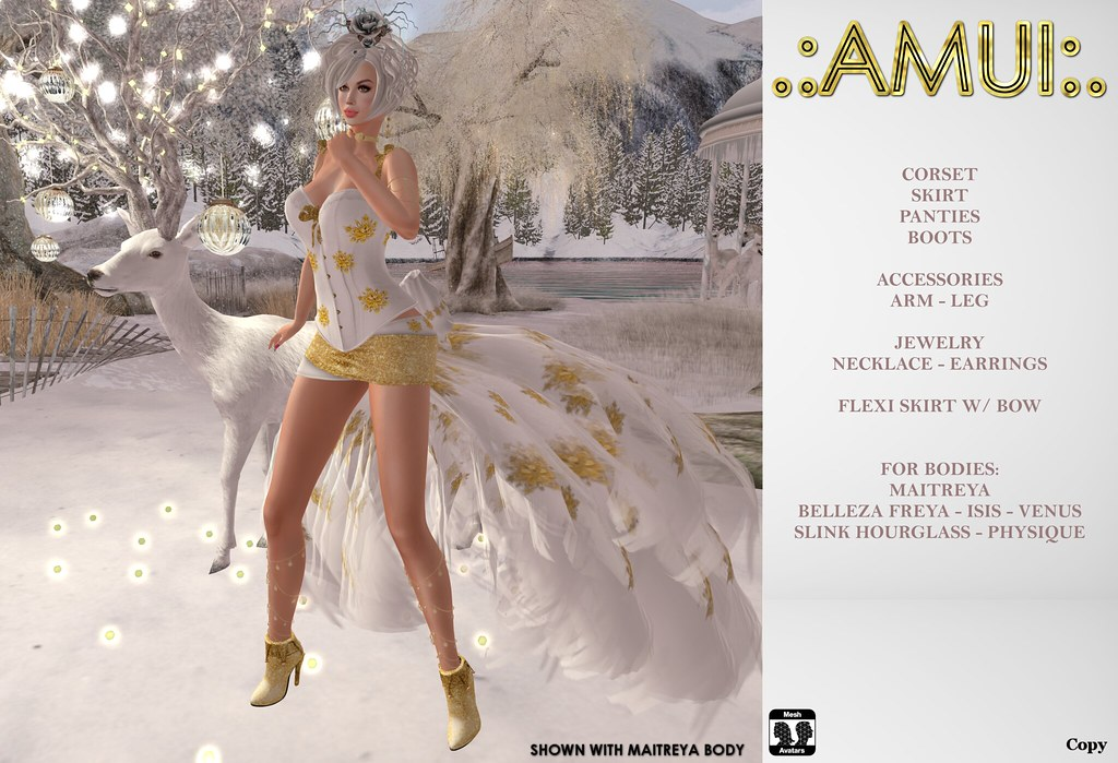 "AMUI ""White Christmas"""