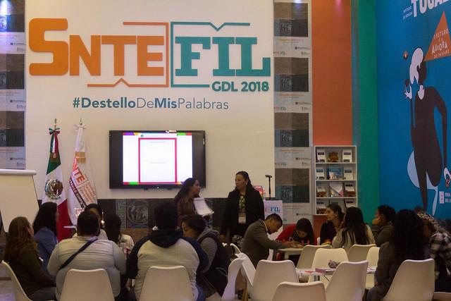 FIL Guadalajara 2018
