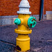 Fire Hydrant, New England