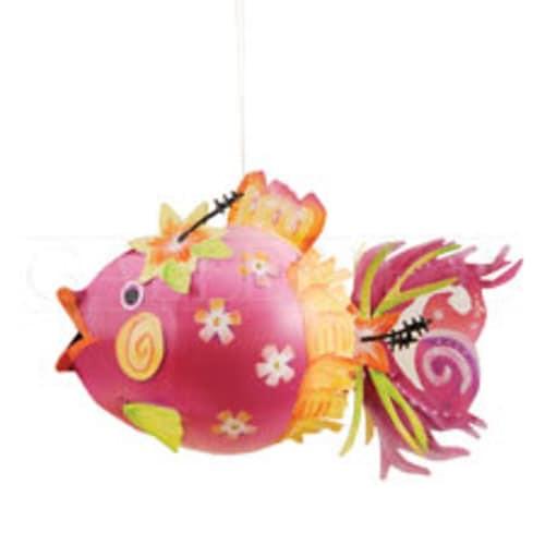 Aloha Fish Christmas Ornament