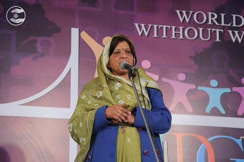 Sushila from Sardar Shehar RJ, expresses her views