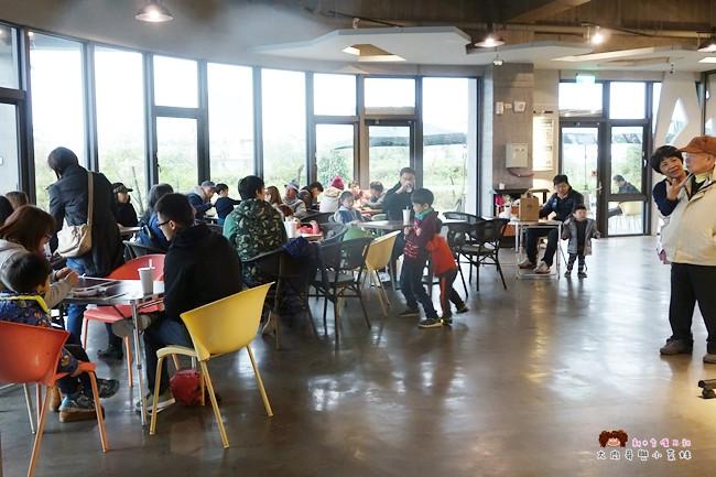 奇麗灣珍奶文化館 宜蘭親子景點 觀光工廠 燈泡珍珠奶茶 DIY 綠建築 (23)