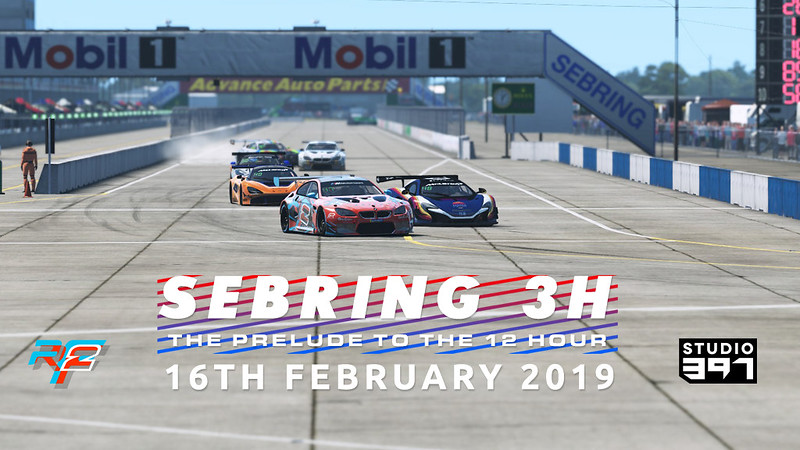 rFactor 2 Competition