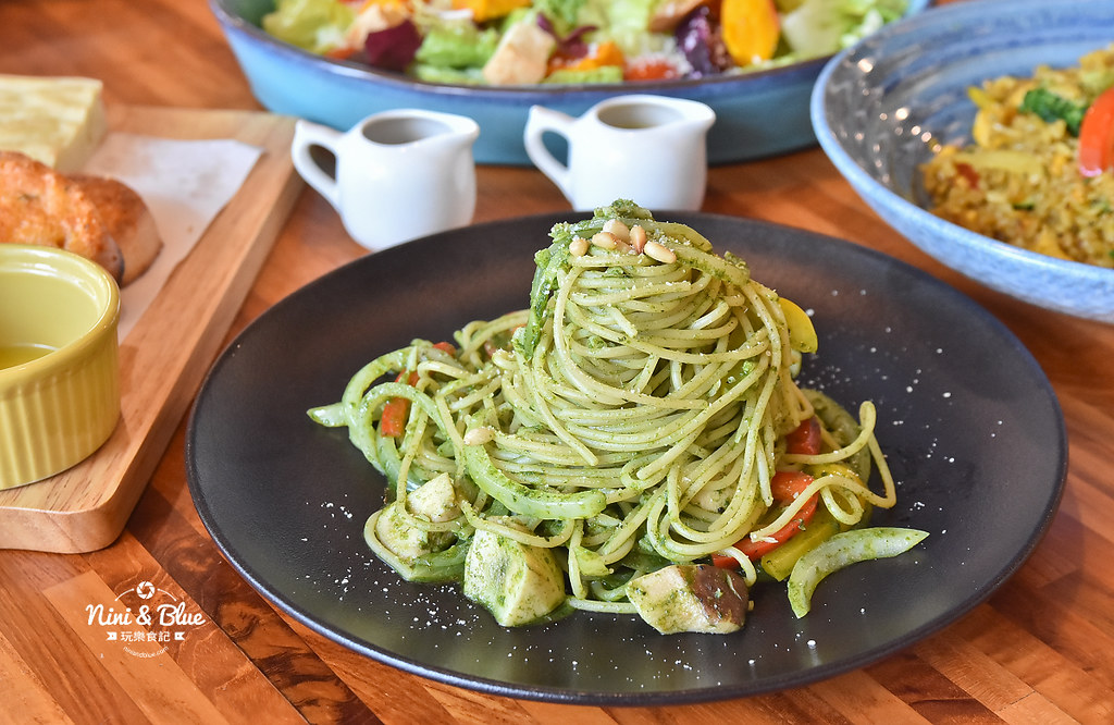 布佬廚房 台中蔬食 素食菜單28