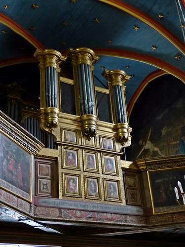 Orgue,Sanctuaire de Notre-Dame... Bétharram
