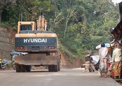 Hyundai in Laos