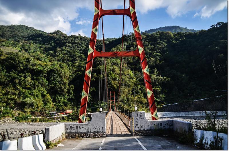 嘎啦鳳吊橋 1