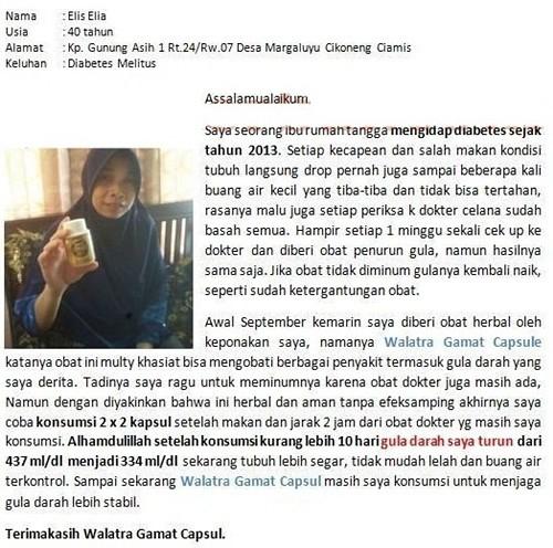 Walatra Gamat Emas Kapsul Jakarta Selatan