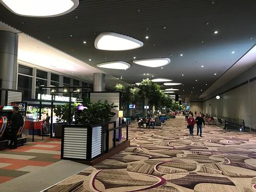Singapore Terminal 4