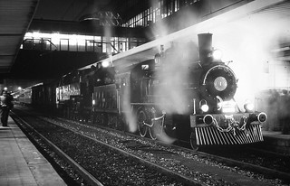 Tren de los Reyes Magos. Zaragoza-Portillo, enero de 1995