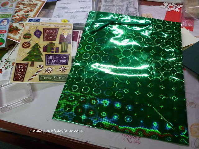 Gift Wrapping at FromMyCarolinaHome.com