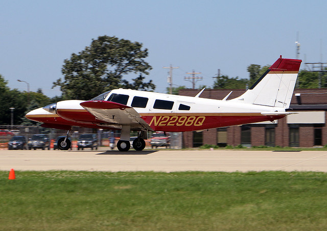 Piper PA-34 Seneca II, Canon EOS 750D, Canon EF-S18-135mm f/3.5-5.6 IS STM