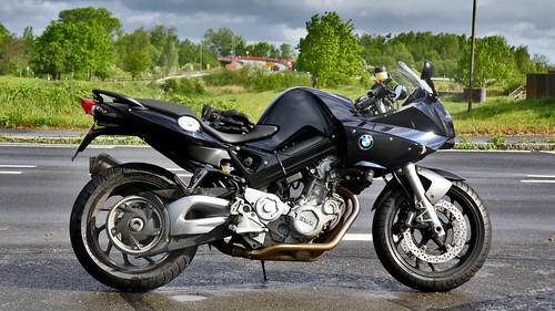 BMW F 800 S