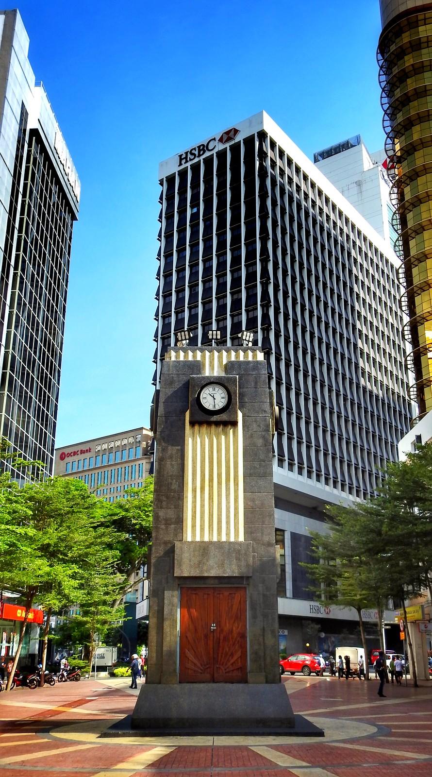 Medan Pasar Clock Tower