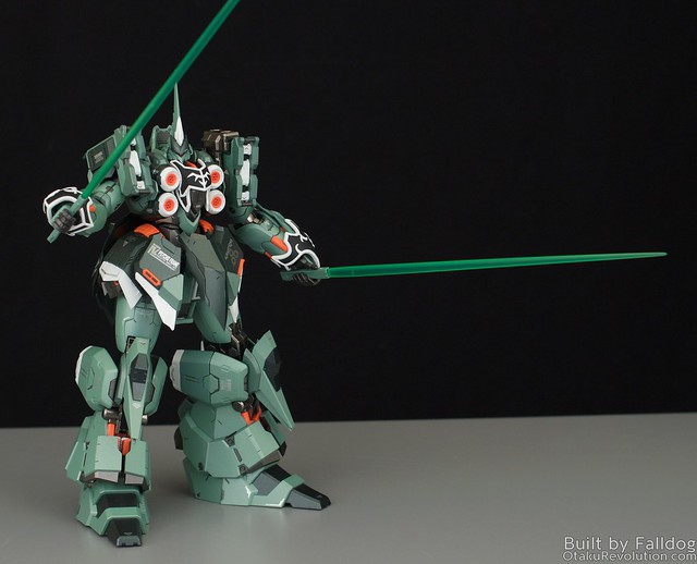 Steel Legend Metal Build Kshatriya 14