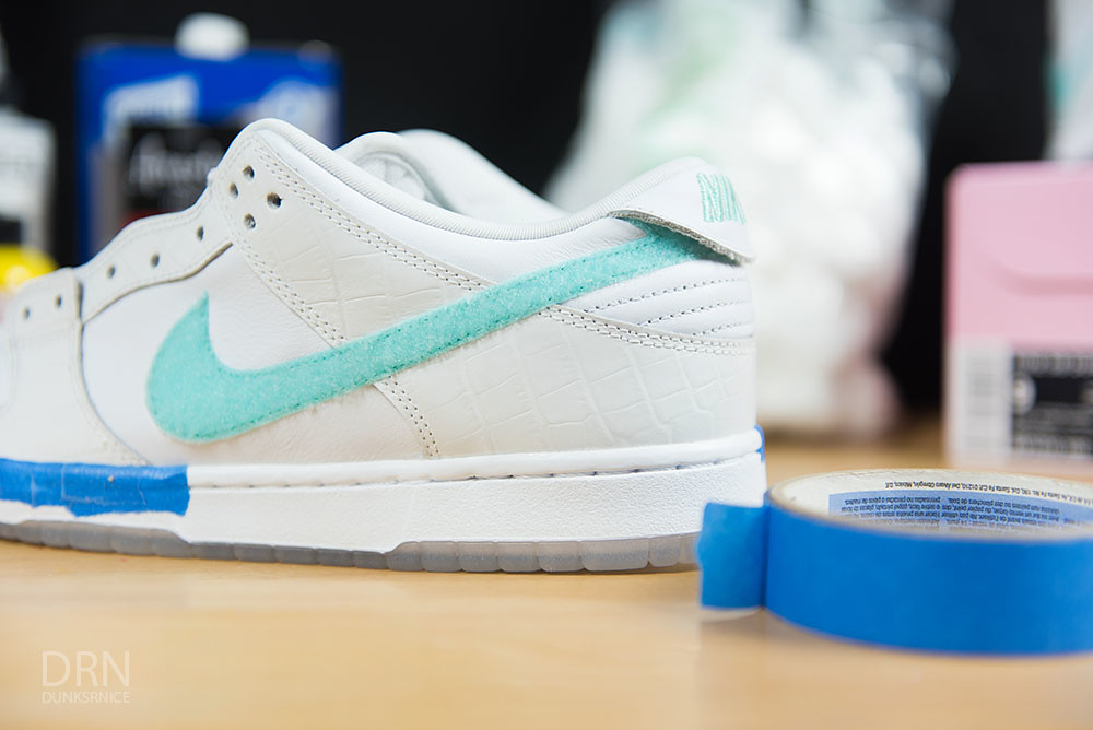 2018 White Diamond SB
