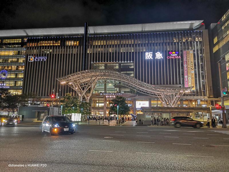 2018 Fukuoka JR Hakata City