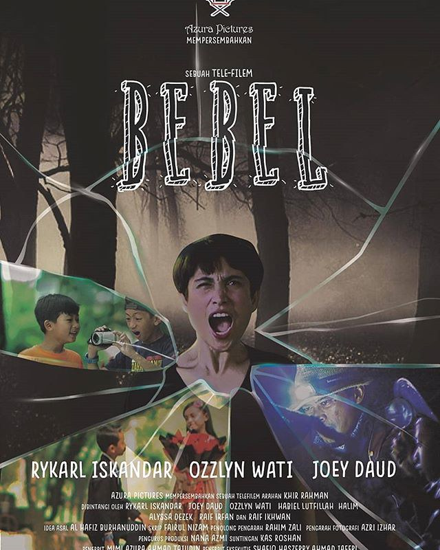 Poster Telemovie Bebel