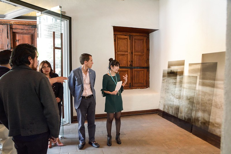 Premio Municipal Arte Joven de Santiago 2018