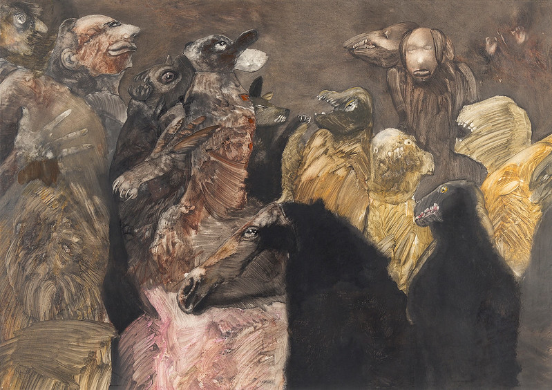 Roj Friberg - Demon Companions, 1987