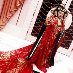 Asiatic princess (artistic)