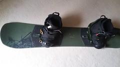 Prodám snowboard BURTON Name Dropper (158 cm) – ze - titulní fotka