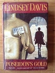Poseidon's Gold - Lindsey Davis