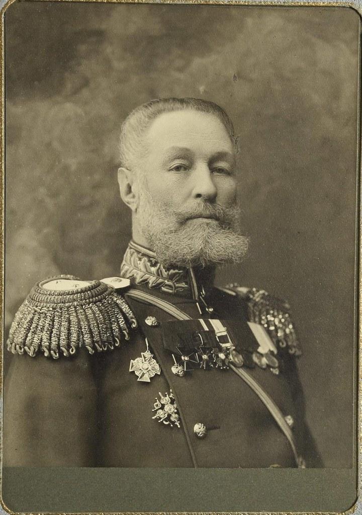 Полковник Эммануил Викторович Сила-Новицкий, командир полка в 1902-1906 гг (2)