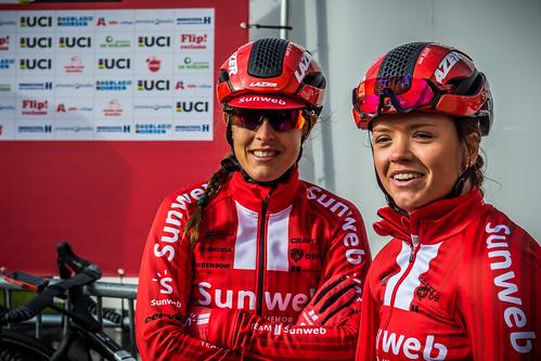 Lucinda Brand and Susanne Andersen